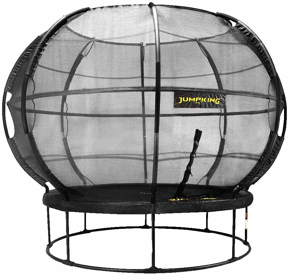 Jumpking 14ft ZorbPOD Trampoline With 17.6ft Enclosure